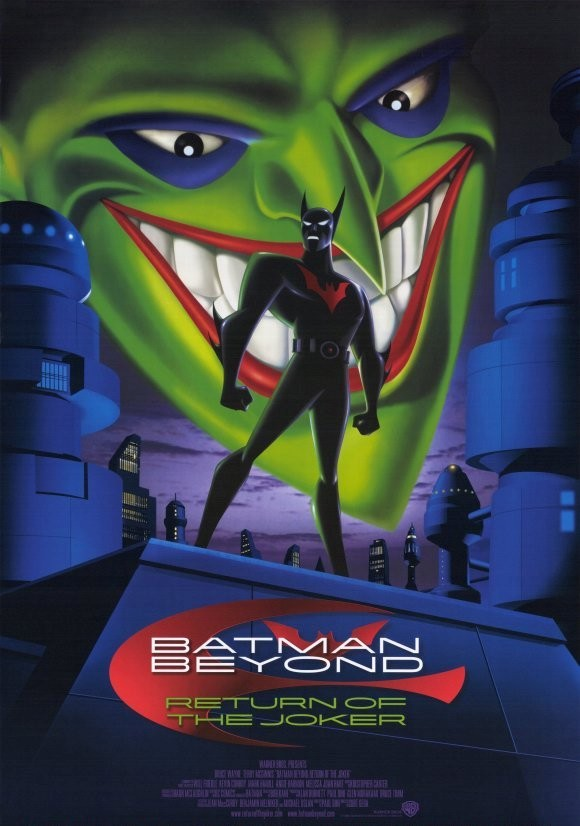 Бэтмен будущего: Возвращение Джокера (2000)