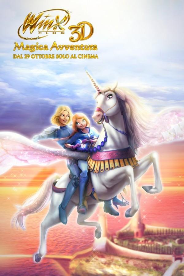 Клуб Винкс: Волшебное приключение (2010)