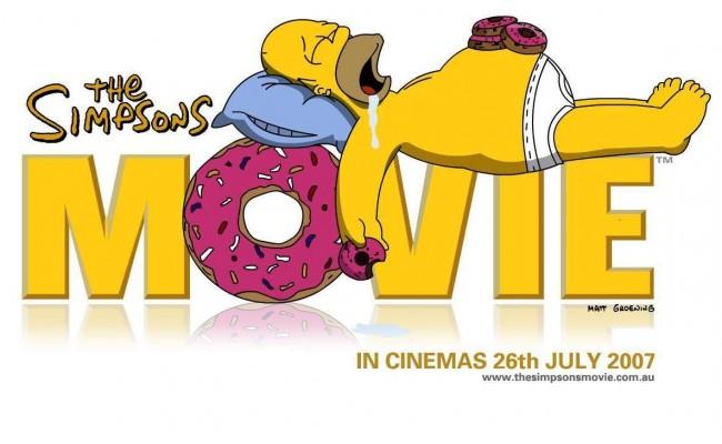 Симпсоны в кино (2007)