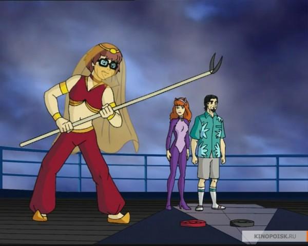 Скуби-Ду. Пираты на борту! (2006)