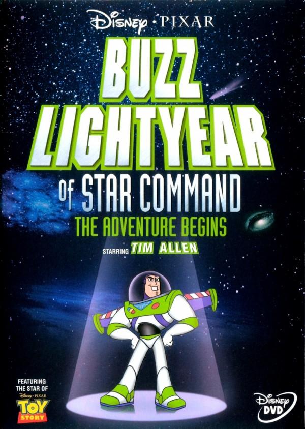 Базз Лайтер из звёздной команды: приключения начинаются (2000)