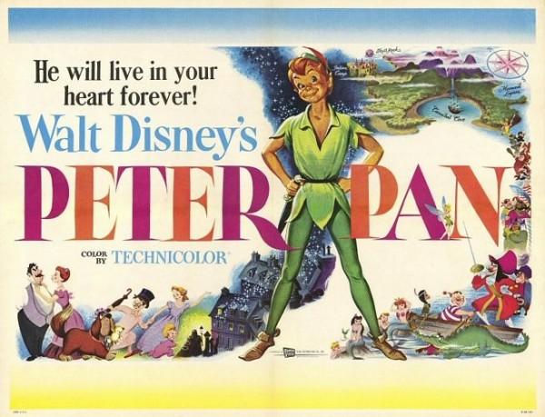 Питер Пэн (1953)