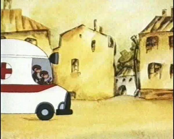 Обезьянки. Скорая помощь (1997)