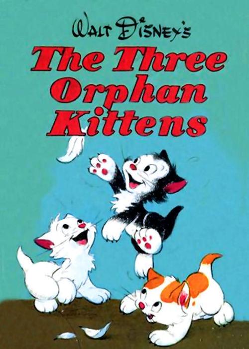 Три котенка-беспризорника (1935)